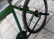 دراجه هوائيه بحالة جيده