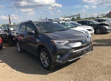 Hybrid Fuel/Power   Toyota RAV 4 2016