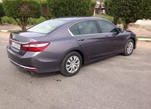 km Honda Accord 2017 for sale