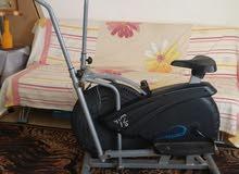 عجلة رياضية ثابتة - اوربت ريك بلاتينيوم
