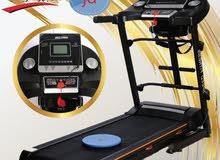 جهاز ركض مع تكسير الدهون وشد الجسم