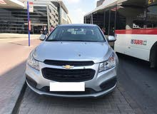 Chevrolet Cruze 2017 GCC cruise
