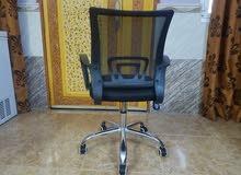 كرسي دوار مستعمل فترة قصيرة نظيف كانما جديد
