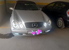 For sale 2001 Silver CLK 200