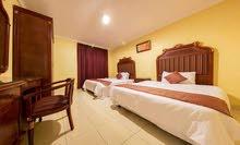 غرفة وصالة 120 يومي - شهري 2500 ش.قريش