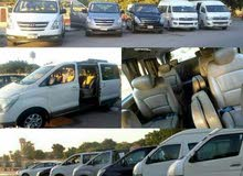 Hyundai H-1 Starex for rent
