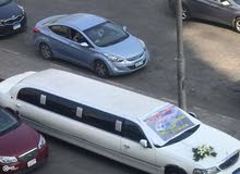 سيارات زفاف وافراح استرتش ليموزين 12 م المنتهي ليموزين