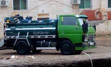 خدمات نقل المياه 3 متر