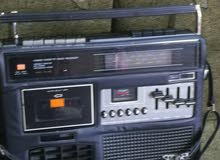 مسجل مع راديو ياباني