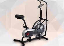 Dual Motion Air Bike