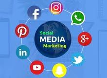 نقدم جميع خدمات إعلانات انستجرام وسناب شات وجوجل وزيادة متابعين