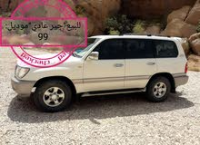 Available for sale! 0 km mileage Toyota Land Cruiser 1999