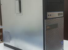 كمبيوتر مكتبي مع شاشة بسعر مغري