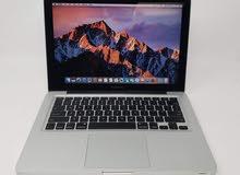 ماكبوك برو Core i5 ، رام 4 جيجا، 320 جيجا، شاشة 13.3