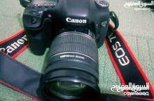 كاميرة كانون  7D Canon