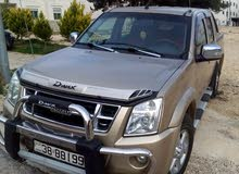 Used condition Isuzu D-Max 2007 with +200,000 km mileage