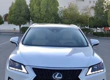 Lexus RX 350 2018 For sale - White color