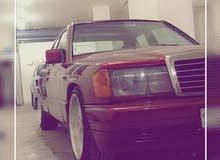مرسيدس E190 فل كامل 1986