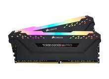 Corsair 32GB Vengeance 3200Mhz RGB PRO - Black