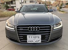 2015 Used A8 with Automatic transmission is available for sale
