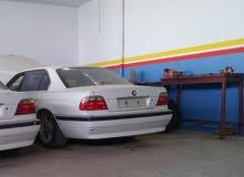 قطع غيار بي أم دبليو BMW