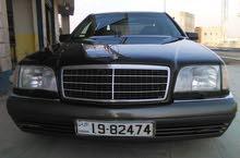مرسيدس شبح 320 SL  لارج 1995