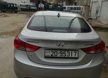 Hyundai Avante 2011 For sale - Silver color