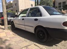 Manual Mitsubishi 1995 for sale - Used - Amman city