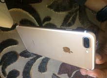 ايفون 7بلس 128 قيقا ((iphone 7 plus 128gb)) بشيك او كاش