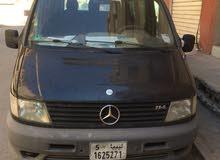 Mercedes Benz Vito 2002 For sale - Black color