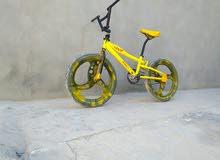 دراجة هوائية مستعملة في حالة جيدة