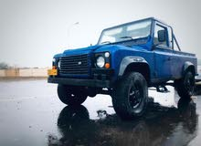 Available for sale! 0 km mileage Land Rover Defender 1985