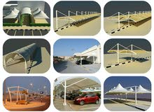 Parking Shades Manufacturers in Dubai Sharjah Ajman