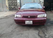 For sale Toyota Tercel car in Zarqa