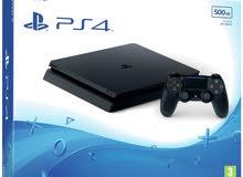 جهاز  PS4 Slim