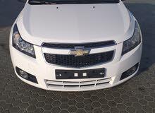 Chevrolet Cruze 2010 For sale - White color