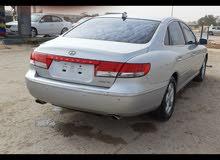 Hyundai Azera 2010 For sale - Silver color