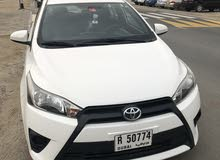 Toyota Yaris 2015 in Excellent condition for sale