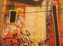 لوحات زيتيه اصليه برازيلية _ painting Brazil original