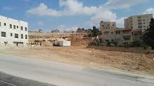 ارض مميزة للبيع في شفا بدران  على شارعين