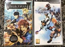 لعبتين PSP أصليتين بحالة ممتازة!