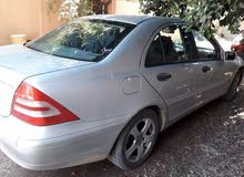 1 - 9,999 km mileage Mercedes Benz C 200 for sale