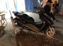 Used Honda motorbike in Tripoli