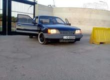 Gasoline Fuel/Power   Opel Rekord 1983