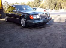 Manual Black Mercedes Benz 1987 for sale