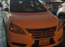 Nissan Sentra 2016 for rent per Month