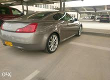 Available for sale! +200,000 km mileage Infiniti G37 2008