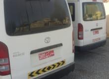Good price Toyota Hiace rental