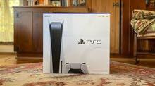 بلاي ستيشن 5 نسخة الاسطوانة - Sony PlayStation 5 Console Edition