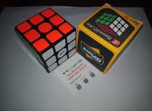 3x3x3 مكعب روبيك المحارب اسود